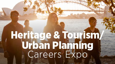 Heritage and Tourism / Urban Planning Careers Expo