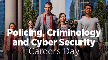 Policing and Criminology Careers Expo